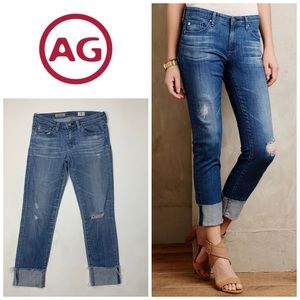AG The Stevie Cuff Jeans 👖